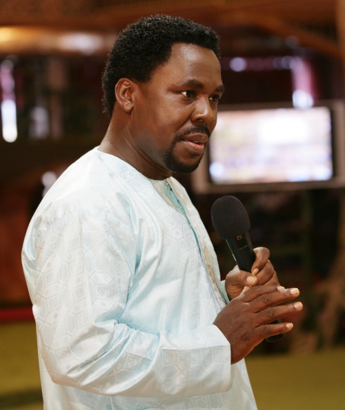 Pastor TB Joshua As You Never Heard Him Speak