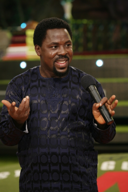 Prophet TB Joshua - Mentor To Presidents