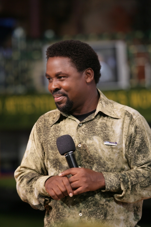 Prophet TB Joshua - One Life For Christ Is All I Have, One Life For Christ Is So Dear