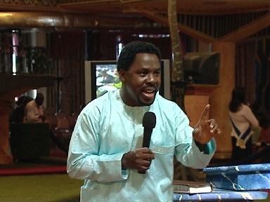 Pastor TB Joshua - The Young Shall Grow