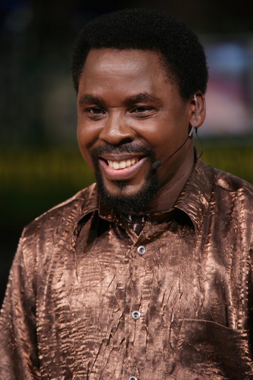 Prophet TB Joshua - That rejection is the Lord's doing, to bring the best out of me, so that He can take all the glory and honour