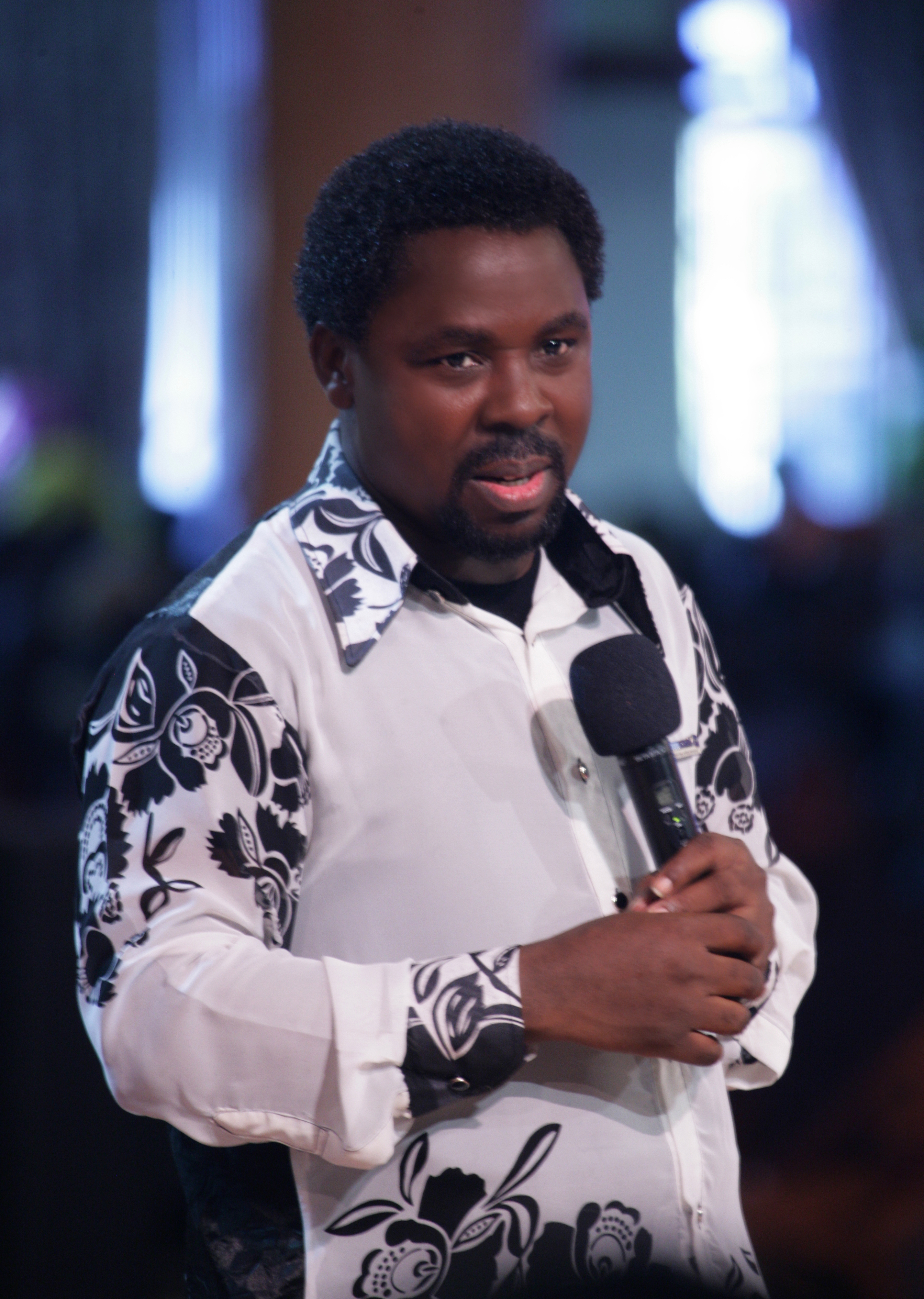 The Mystery Woman Who Charmed TB Joshua - The Synagogue, Church Of