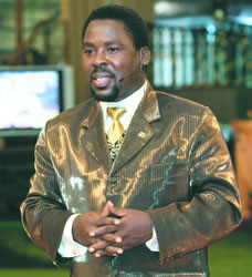 Pastor TB Joshua - Preaching The Word!