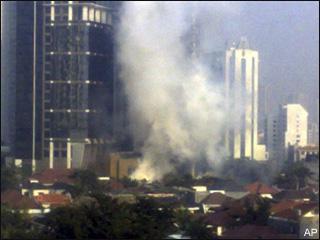 July 17th - The Jarkarta Bombings
