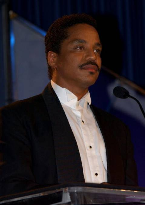Marlon Jackson Visited TB Joshua during his trip to Nigeria