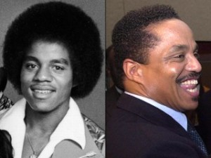 Marlon Jackson - then and now
