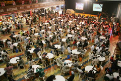 Thousands of Physically Challenge at The SCOAN...