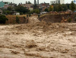 Abnormal Floods in Turkey