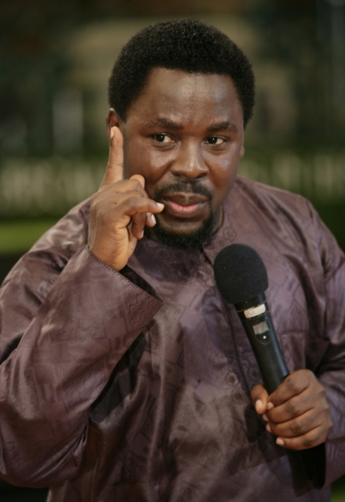 Prophet TB Joshua - The persecution we suffer in the hands of our detractors causes us to be known all over the world