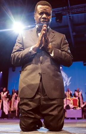 TB Joshua Talks on Adeboye's Jet - The Synagogue, Church Of