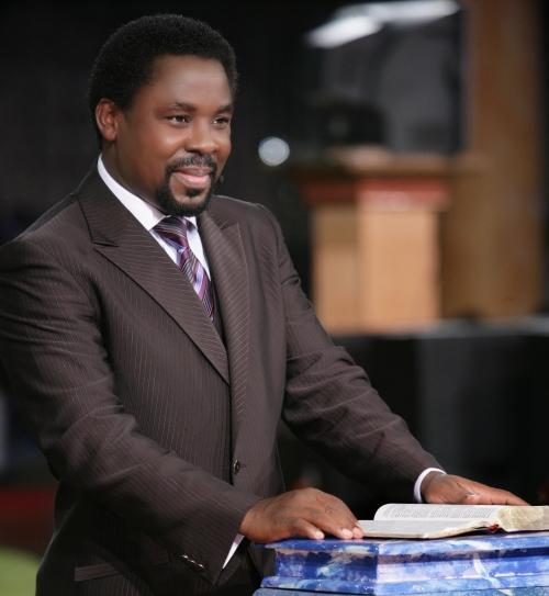 Pastor TB Joshua - a 21st century prophet