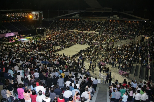 If millions of this generation are to believe, they must see proof that Jesus is the same yesterday today and forever - The Singapore Crusade With TB Joshua