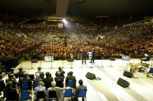 They came, they saw, they received - The Singapore Crusade with TB Joshua