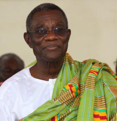 Prof John Atta Mills, President of Ghana
