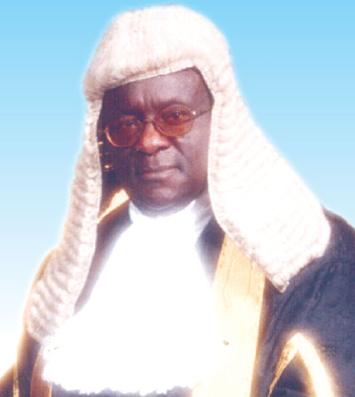 The Late Gani Fawehinmi