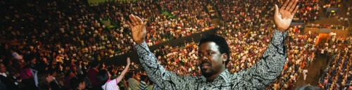 TB Joshua in Indonesia