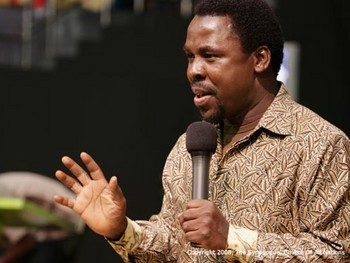 Pastor TB Joshua - There is hope for the weak. His Name is Jesus!