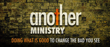 Another Ministry - Spend more on others, less on yourselves...