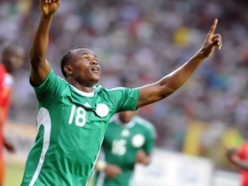Obinna Nsofor - heading Nigeria ahead
