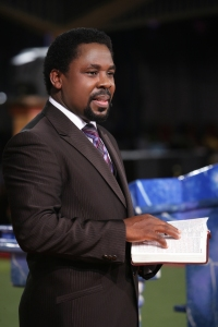 Prophet TB Joshua - Spend more on others and less on yourselves