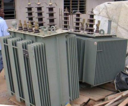 Transformers Donated By TB Joshua