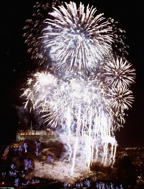 Fireworks, Happy Fresh Beginning