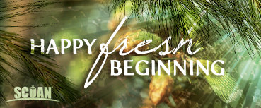 Happy Fresh Beginning