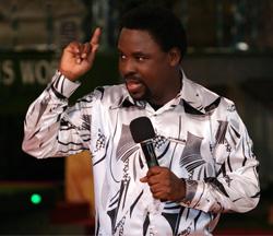 Testimonies In The Church - T B  Joshua (PALM SUNDAY) - The