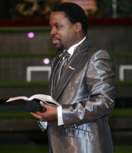 TB Joshua Preaches