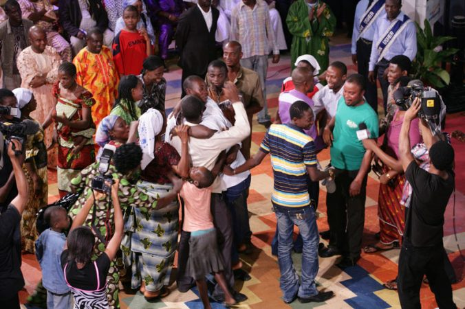 Febugha Family Reconciled
