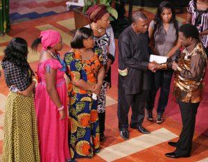 Okeke Family And TB Joshua
