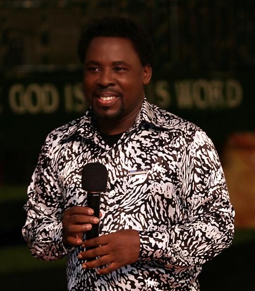 Prophet TB Joshua