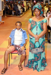 Mrs Eneh And Son