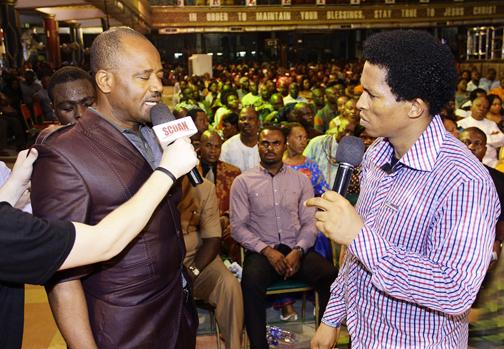 Pastor Tb Joshua Married: Busted Prophet Tb Joshua Secrets
