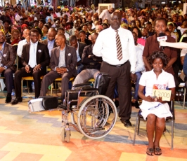 Image result for benny hinn wheelchair