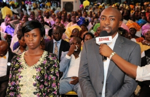 MRS. OKAFOR OMALE & BROTHER -PROPHECY-CALL YOUR BROTHER I SEE HIM BEING KILLED