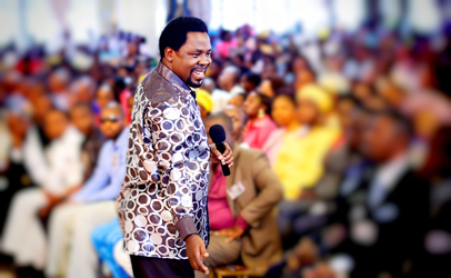 IF YOUR HEART IS EMPTY, YOUR LIFE IS VERY EMPTY – TB JOSHUA