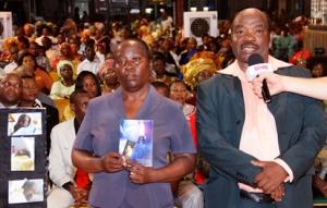 MESCHACH MPOFU FROM ZIMBABWE