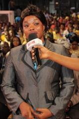 Miss Chinasa Victoria Okorie