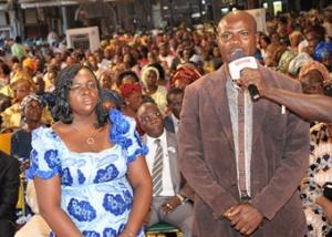 DEACON DANIIEL EMOGHAWEI & WIFE