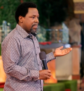 thetbjoshuafanclub – The TB Joshua Blog