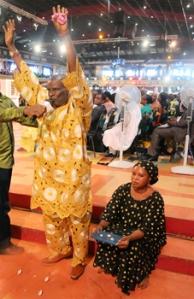 Mr & Mrs Adeyemo