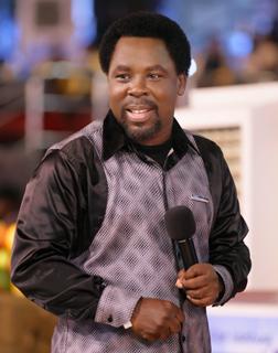 El profeta T.B. Joshua