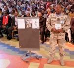 Sergeant Leonard Ekeh