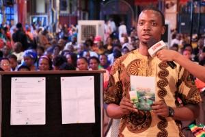Mr. Kelvin Edotimi