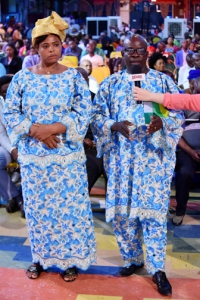 MR & MRS DONATUS IWU
