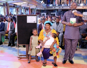 HON HABILA TIMOTHY & FAMILY