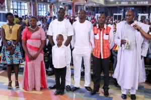 MR ADAMS ABUH & FAMILY
