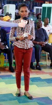 Miss Martha Obiofiong