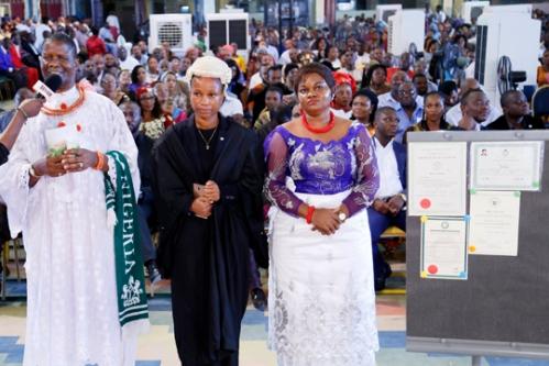 CHIEF JOHN UGBOMA OBI & FAMILY (1)